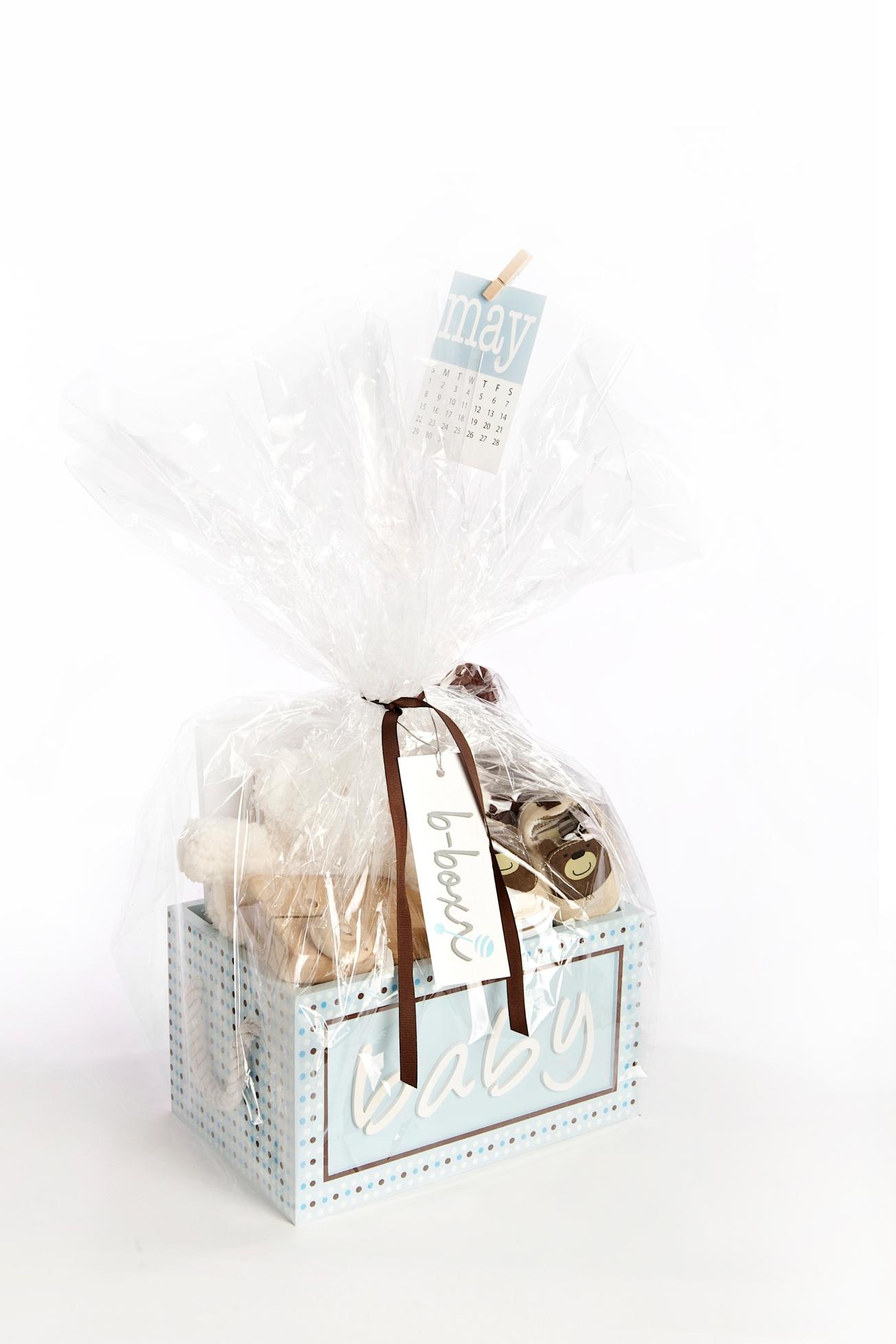 B-Boxx builds visual identity to market custom baby shower gifts ...