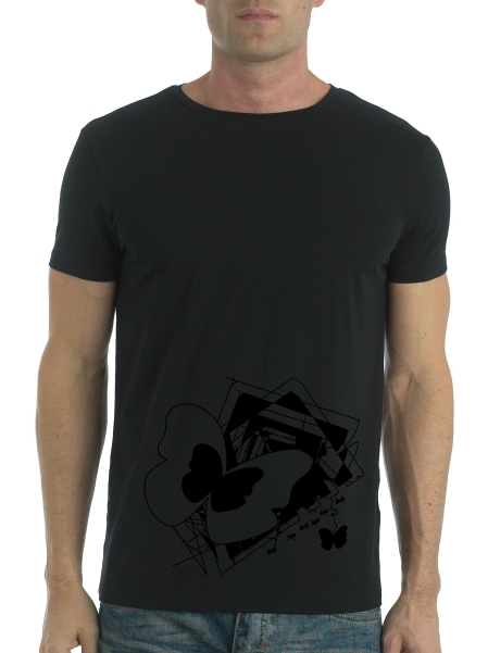black-tshirt-template