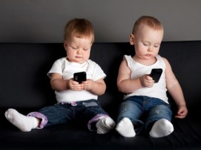Family time + socialization disrupted by screen time