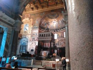 S. Maria Church Trastevere